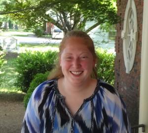 Katie Barga, Staff Accountant
